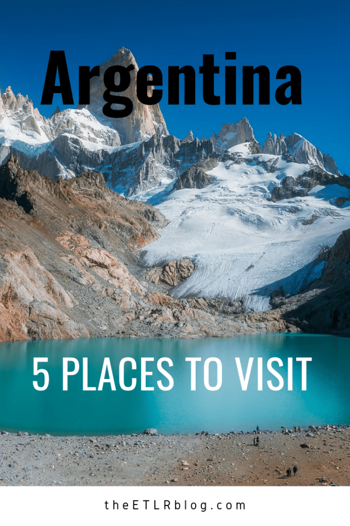 5 Places To Visit in #Argentina #SouthAmerica #Travel