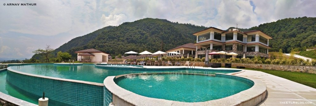 Panoramic View of Mountain Glory Forest Resort and Spa