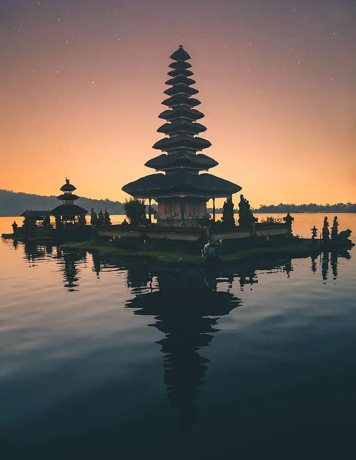 Bali 2020 Water Temple