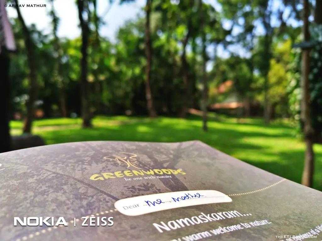 Greenwoods Resort Thekkady Kerala Luxury Resort