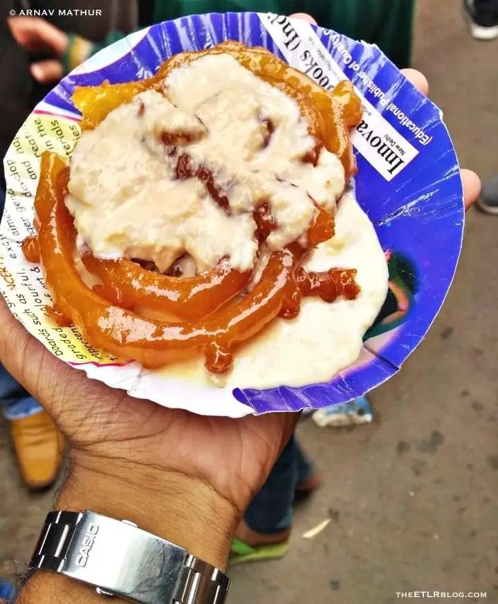 Jalebi India Street Food