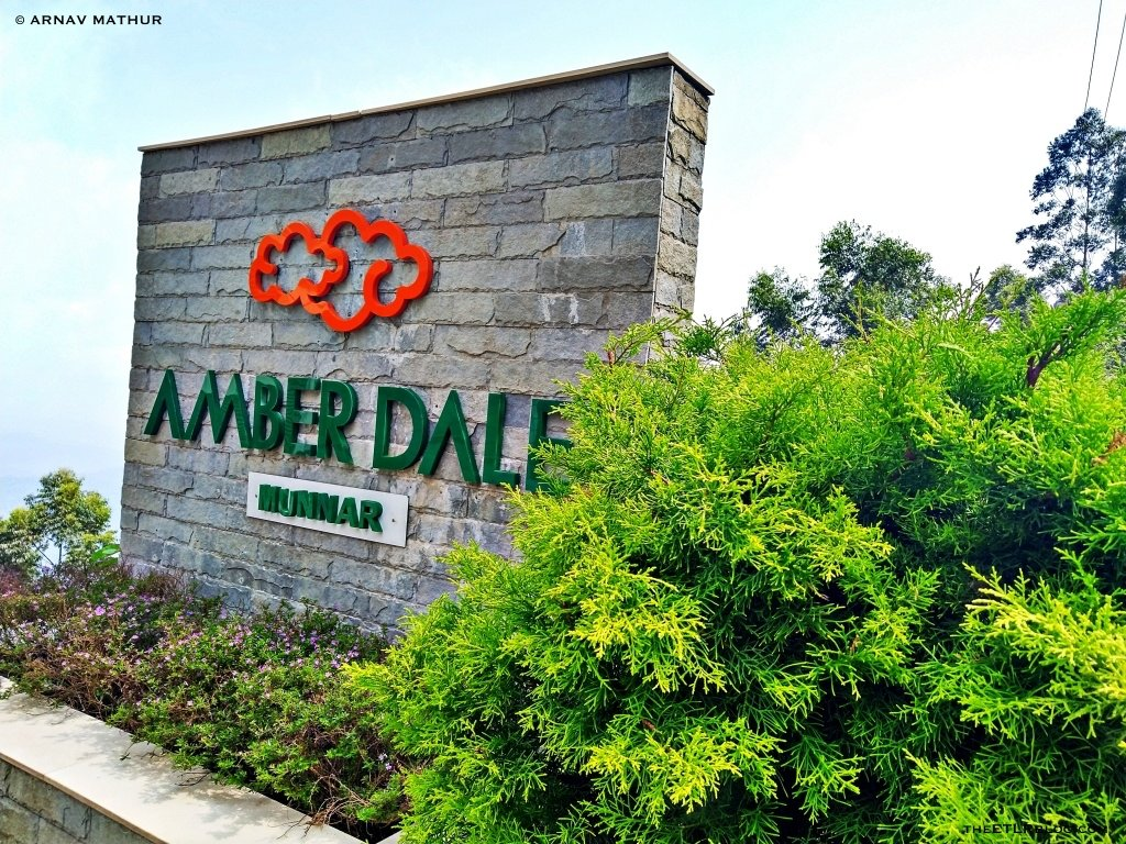 Amber Dale Resort and Spa Munnar Kerala Luxury Resort