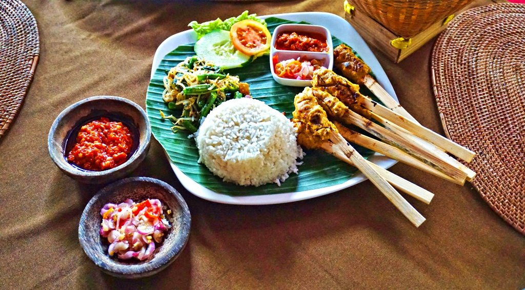 Bali 2020 Typical food
