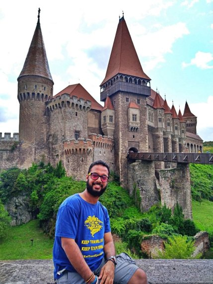 Romania Bollywood Connection Corvin Castle