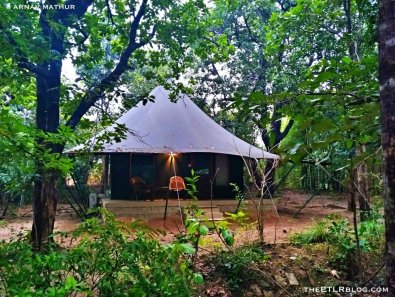 Our home at Pench National Park