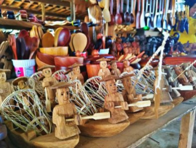 The Icons of Inle Lake
