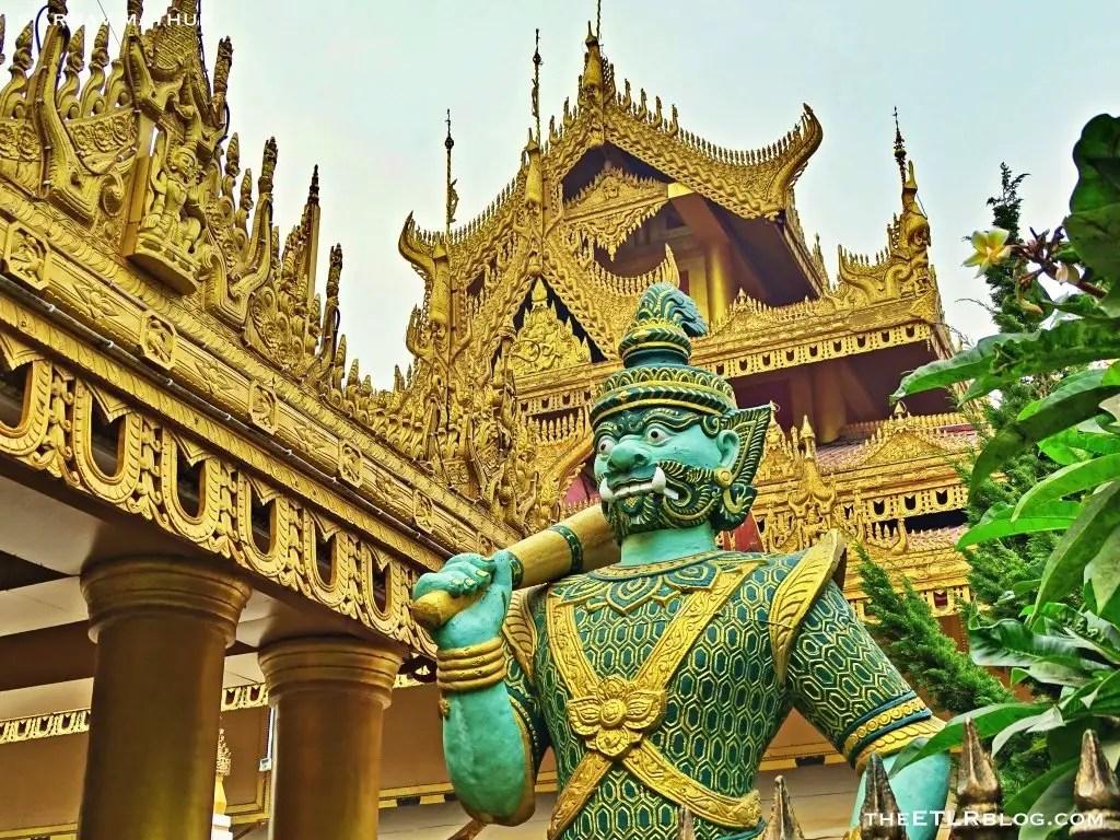 Kyauktawgyi Pagoda Mandalay - 7 Day Myanmar Trip