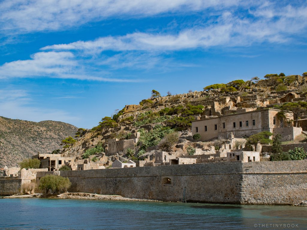 Spinalonga in Lasithi | Crete Travel Blog