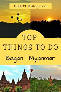 Top Things To Do in Bagan | Myanmar Travel Guide #Travel #Myanmar #TravelGuide