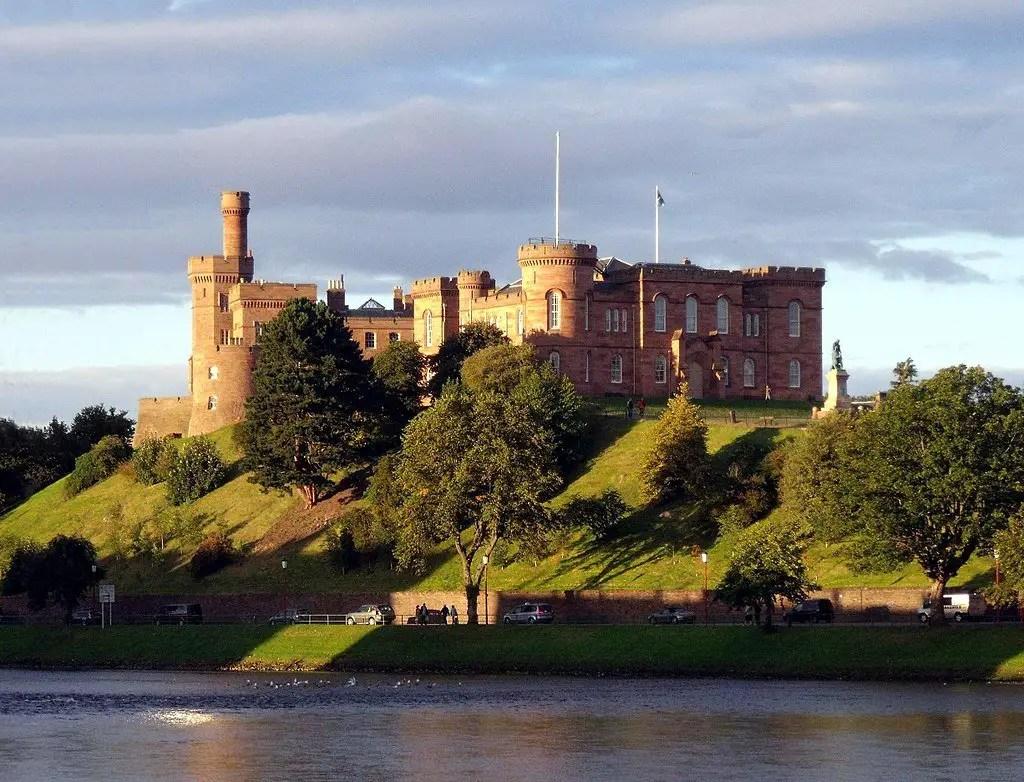 Inverness Castle | Inverness, Scotland