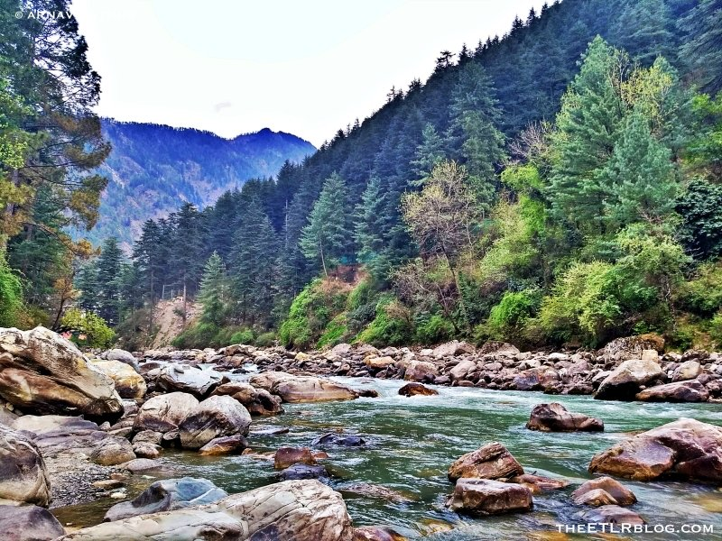 Parvati valley - Great Himalayan National Park