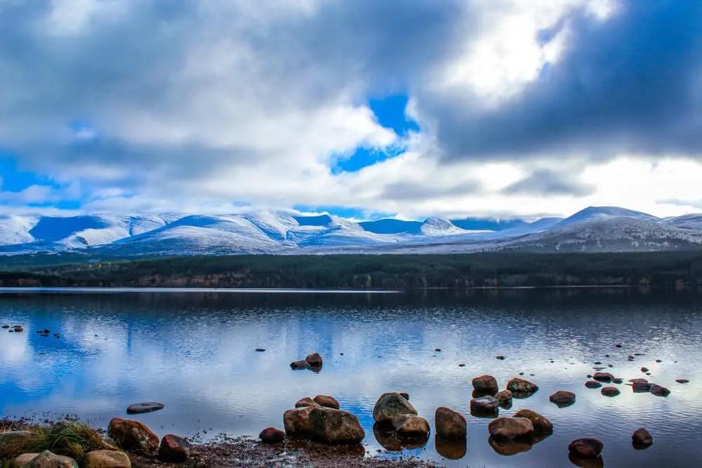 Loch Morlich | Scotland Travel Blog | theETLRblog