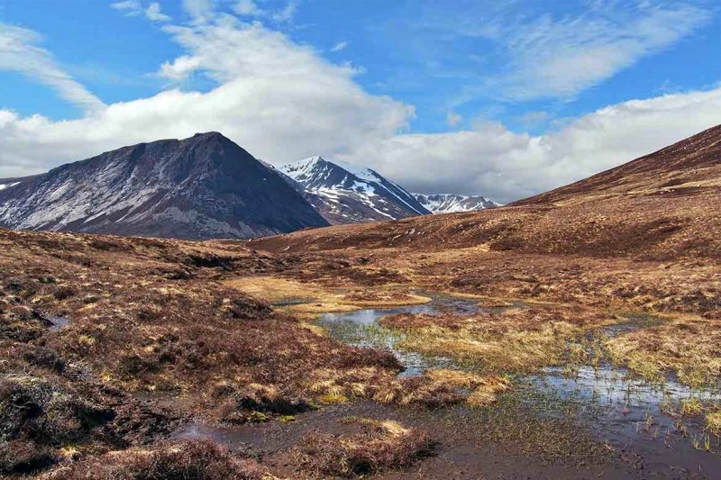 Cairngorms | Top National Parks in UK | theETLRblog