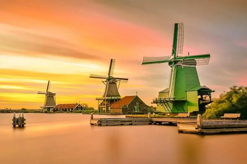 Zaanse Schans, Netherlands - 7 Day Netherlands Travel Itinerary