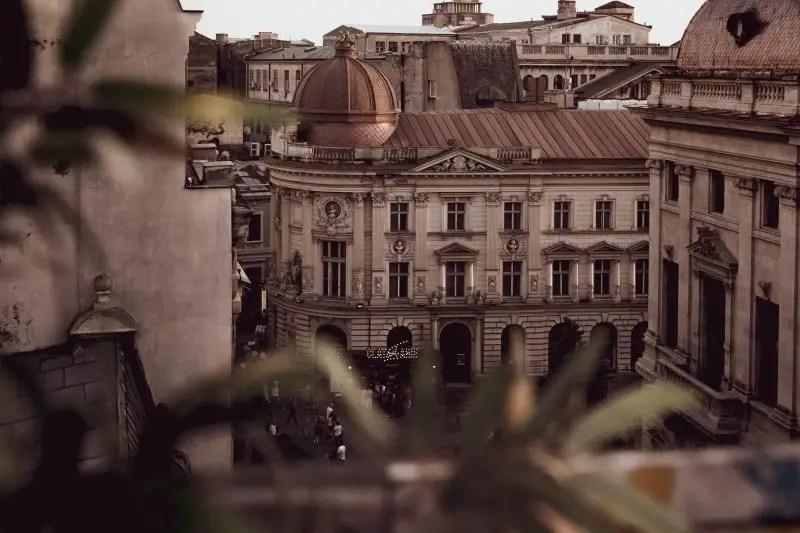 Old Town Bucharest | Photo by Hari Nandakumar on Unsplash