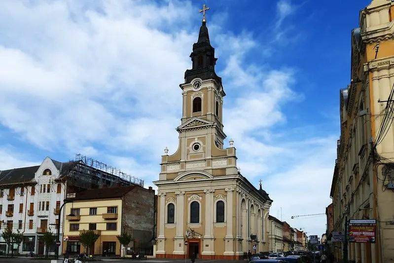 Oradea Moon Church | What to see in Oradea