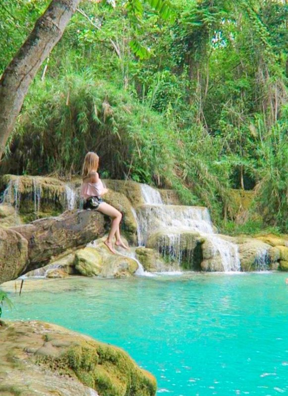 Kuang Si Waterfall (2)