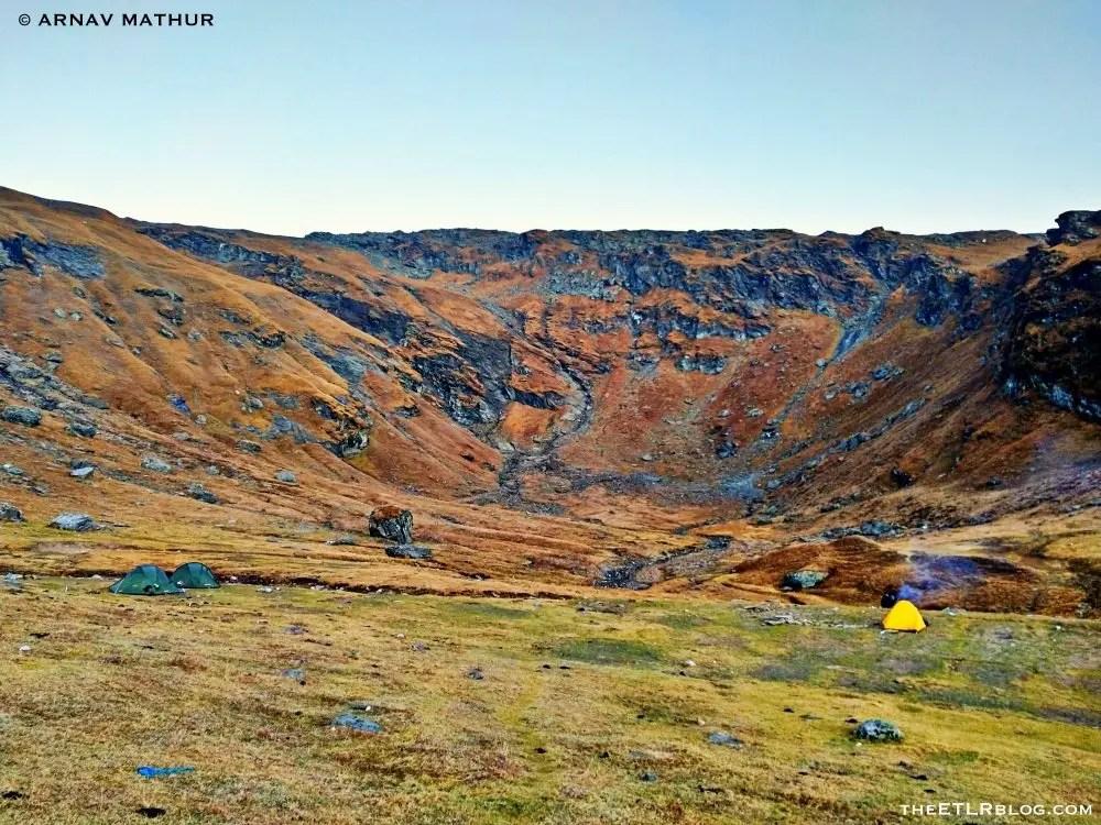 Rola Kholi Campsite | Bhrigu Lake Trek | Manali 7 Day Travel Itinerary