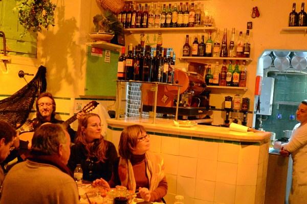 A Baiuca – Fado Vadio, Lisbon