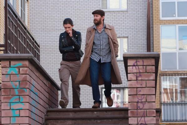 The Method - Paulina Andreeva as Esenya & Konstantin Khabenskiy as Meglin