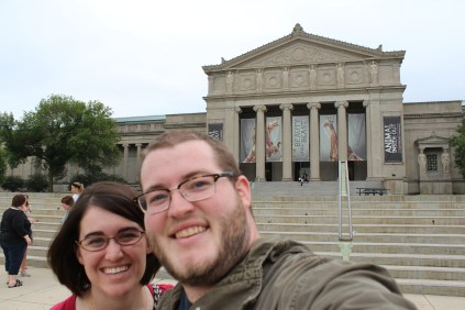 Next stop was the Museum of Science and Industry.