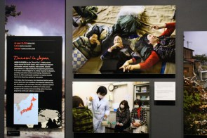 Emily really liked this temporary exhibit about natural disasters and how people have rebuilt after them.