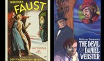 Faust on Film: Faust (1926) and The Devil and Daniel Webster (1941)