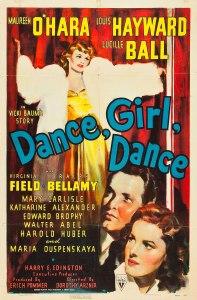 Dance, Girl, Dance Film Poster
