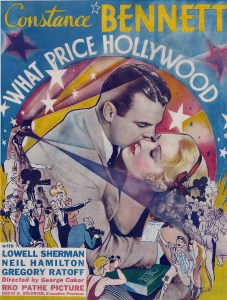 What Price Hollywood? Film Poster