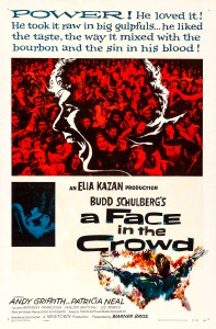 A Face in the Crowd Film Poster