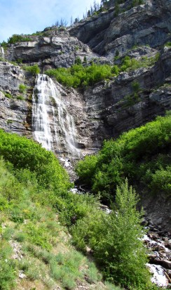 The Waterfall at Nunns Park