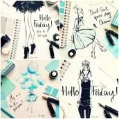 Hello Friday, May 9th with Megan Hess