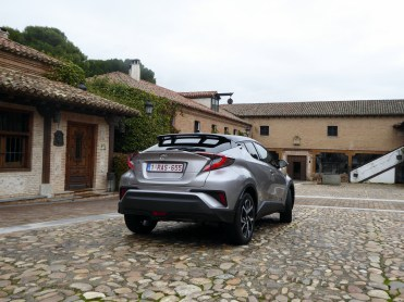 Toyota CHR x JBL Audio