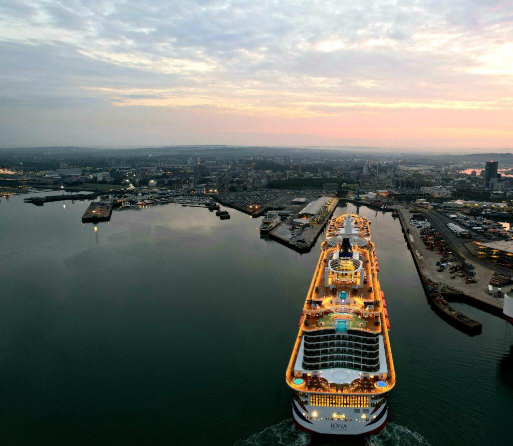 P&O Cruises Iona Review
