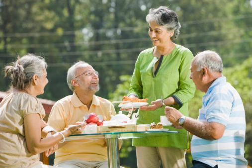 It is never too late to adopt a healthy diet in retirement