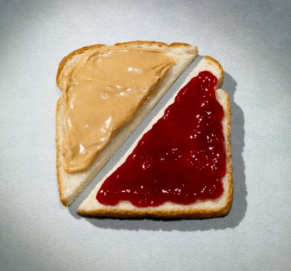 National Peanut Butter and Jelly day is not the only time we enjoy peanut butter