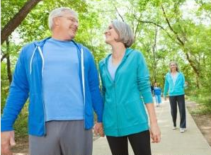 Menopause does not automatically lead to weight gain