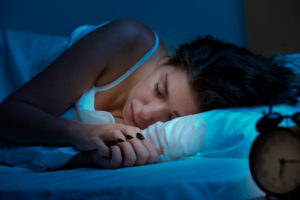 Lack of sleep can contribute to overeating and weight gain