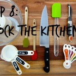 Top 8: Stock the Kitchen!