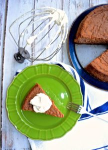 Guinness Chocolate Cheesecake with Bailey's Whipped Cream | theeverykitchen.com