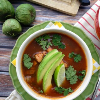 Spiced Pork Posole