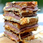 In the Kitchen with Mom: Classic Pastrami Reuben