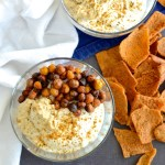 Crispy Chickpea and Greek Yogurt Protein Bowls