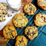 Jacque Torres Chocolate Chip Cookies