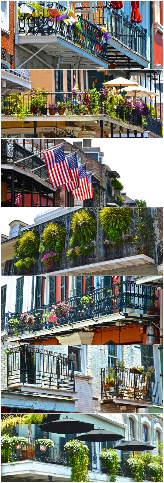 Porches of New Orleans | Danielle Does New Orleans! | theeverykitchen.com