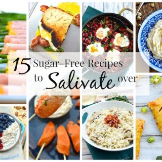 15 Sugar-Free Recipes to Salivate Over | www.theeverykitchen.com