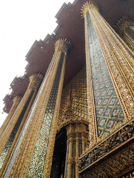 The Grand Palace, Bangkok | www.theeverykitchen.com