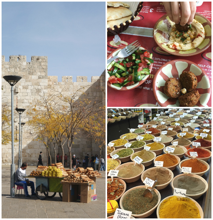 food in Israel | melissafaulkner.com
