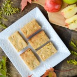 This recipe for Bourbon Apple Blondies wraps some of the best fall flavors into a perfectly moist dessert bar that no one can say no to. | theeverykitchen.com
