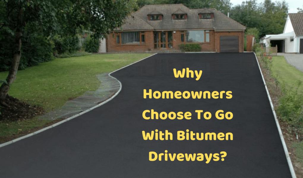 bitumen driveways Sydney